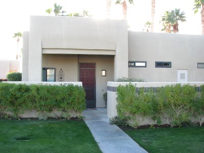 Photo for COMPLETELY FURNISHED POOLSIDE 1 BEDROOM, 2 FULL BATH CONDO