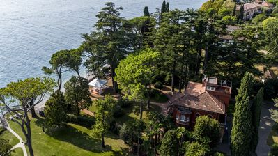 Photo for Villa Titynino with private beach and wide park