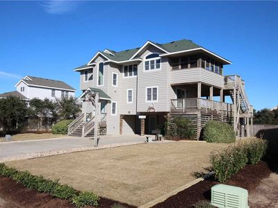 Photo for #466: Reduced Rates! OCEANSIDE Home in Corolla w/HeatedPool, HotTub & RecRm