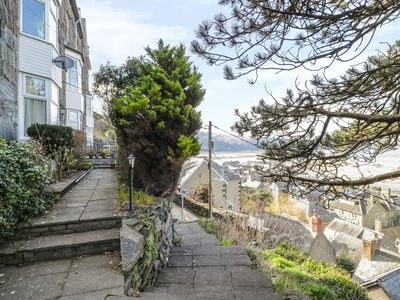 Photo for Seaview Apartment, BARMOUTH