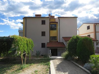 Photo for Apartment in Rabac (Labin), capacity 2+2