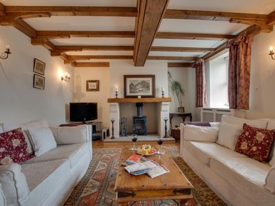 Photo for North York Moors - 3 bed spacious cottage - DOG FRIENDLY*