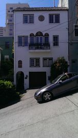 Russian Hill, San Francisco, CA, USA