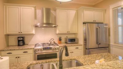 Photo for Spacious 5 bedroom Watercolor Home- close to pool, yard. INC. GOLF CART+4 BIKES