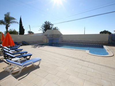 Photo for 12 bedroom Villa, sleeps 20 in Brejos with Pool and WiFi