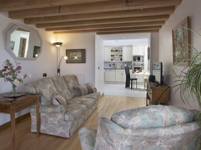 Photo for 5star  Valley View,  sleeps 2 ensuite, spectacular views over the Garron Valley