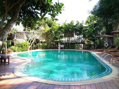 Photo for ⭐Lanna Country Resort 20BR Sleeps 40 w/ Pool & Breakfast