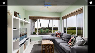 Photo for Cottage ON the beach, Ground Floor
