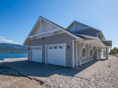 Photo for Lake Front Executive Private Home with stunning views over Okanagan Lake.