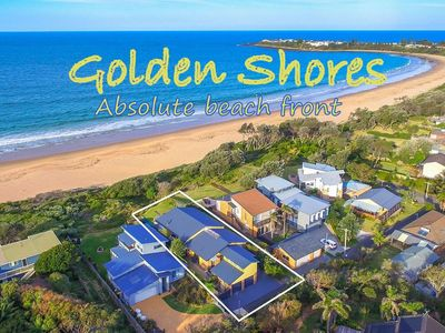 Photo for Golden Shores - Absolute beachfront with stunning views