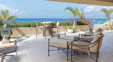 Photo for 3BR, Oceanfront, Private Residence 505 at The Ritz-Carlton, Grand Cayman