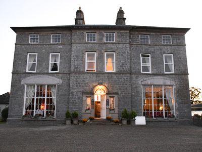 Photo for 5 Star Unique Irish Georgian Mansion - Centrally Located