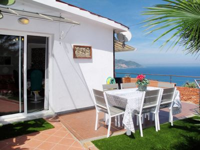 Photo for Vacation home Casa Sigrid (DIA190) in Diano Marina - 6 persons, 3 bedrooms