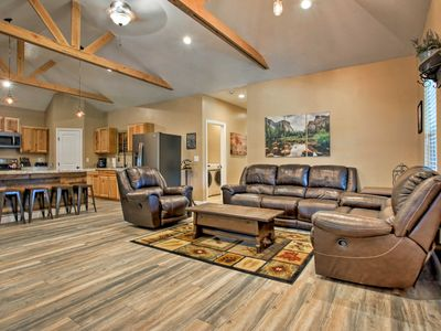 Photo for 3BR Cabin Vacation Rental in North Fork, California