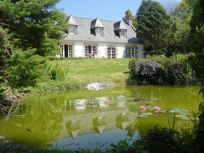Photo for 4BR House Vacation Rental in Argol, Bretagne