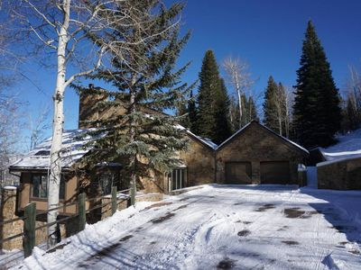 Photo for Large 6 Bedroom Home- Ski-in / Ski-out Access (202983-2164)