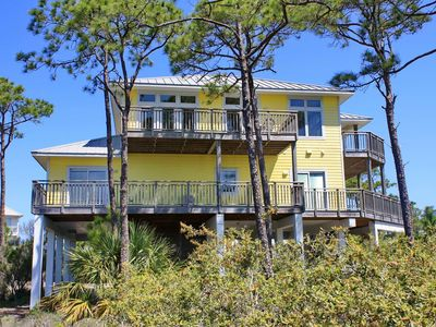 Photo for Mariner's Harbor retreat with private pool and elevator! Pet friendly, Wi-Fi, free Beach Gear