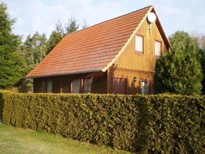 Photo for Apartment Nossentiner hut for 4 persons with 2 bedrooms - Apartment