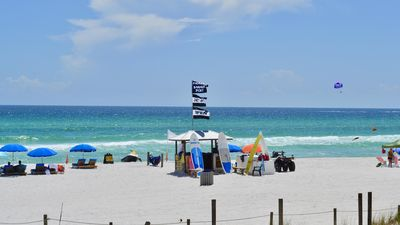 Photo for One-of-a-Kind 2-Bed Condo at the Boardwalk Overlooking the Gulf!