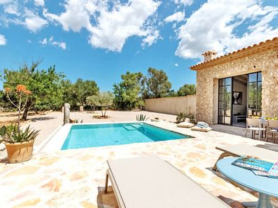 Photo for Vacation home Pina /Cascada  in Costitx, Majorca / Mallorca - 2 persons, 1 bedroom