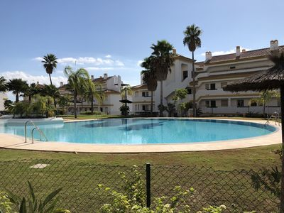 Photo for Calanova Grand Golf Apartment Aurea, La Cala de Mijas, Calanova Grand Golf Club