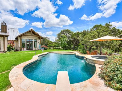 Photo for ARRIVE LUXURY RANCH | Up to 11 Beds | Amazing Views | Pool/Spa | Secluded