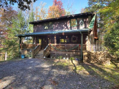 Photo for Located Near Metcalf Bottoms In The Great Smoky Mtns National Park-An Excellent Choice For Families
