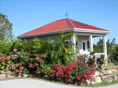 Photo for Garden Cottage, Sea View with Wi-Fi