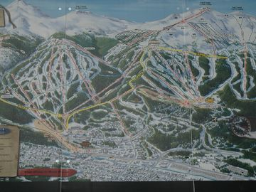 Ski in, Ski Out to Peak 9 6 person Super Chair, Blocks to Town Shops Restaurant