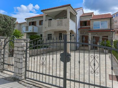Photo for Vila Lucija Villa Lucija is located near the sea, only 100 m away from the beach
