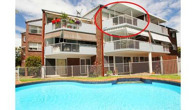 Photo for AFFORDABLE 3 Bedroom Apartment - Close to the Beach!