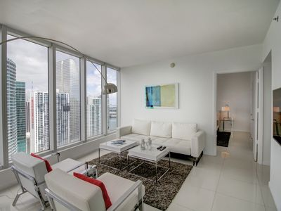 Photo for Chic 2BR in Icon Brickell by FlashStay - Apartment for 6 people in Miami
