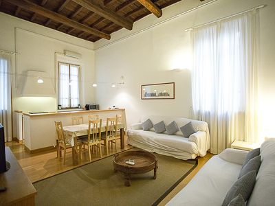 Photo for Piazza navona suite with FREE WiFi