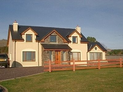 Photo for 3 Bedroom House, Outstanding Sea Views In A Traditional Irish Speaking Village