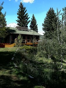 Photo for Flat Tops Hunting Skiing Snowmobiling Comfy Cabin