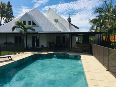 Photo for Villa Madiba with pool for 10 people
