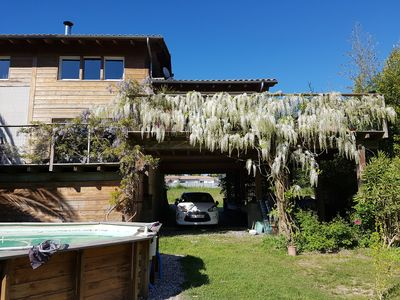 Photo for House forest view near Biarritz, Hossegor, Bayonne and Spain