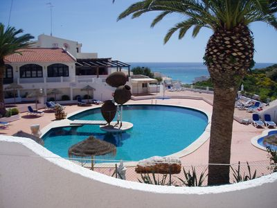 Photo for Salema Beach Club is a popular small holiday complex, apartment for 2/4 people