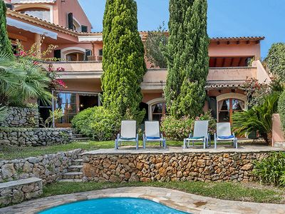 Photo for With panoramic views and pool - Casa Bellavista