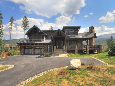 Photo for Drink in the Views in this Stunning Luxury Home by Pinnacle Mountain Home