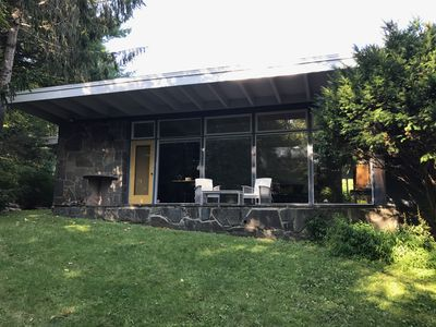 Photo for Mid-Century Gem with Heated Pool 1 Mile from Town
