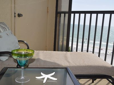 Photo for *Private Beach Open No Travel Restrictns!*  Sandcastle III #502 Updatd 3BR Beach