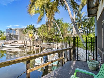Photo for Naples Studio w/Dock+Pool Access - by Beach!