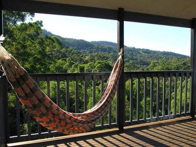 Photo for Khan Cottage - rainforest, birdsong and views