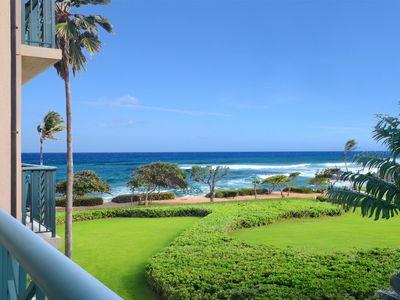 Photo for Exclusive Condo H305 with Fine Art at Waipouli Beach Resort and Spa