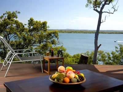 Photo for Sunset Waters - Macleay Island; Luxury Waterfront Home