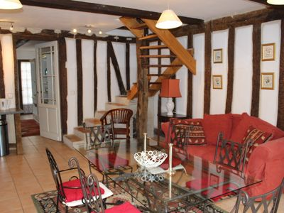 Photo for Townhouse in Historic Eymet - Self Catering Accommodation