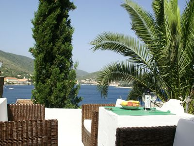 Photo for Cozy Apartment in Vis with Terrace