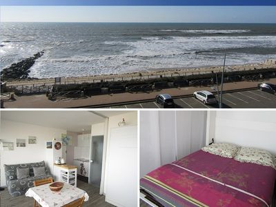 Photo for Nice renovated studio for 2 people 50 m from the beach in Lacanau Ocean