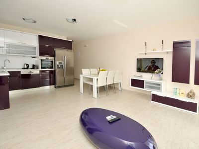 Photo for Comfortable apartment for max 6 persons
